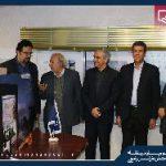 افتتاح نمايشگاه طرحهاي معماري ساختمان جديد سازمان نظام مهندسي ساختمان