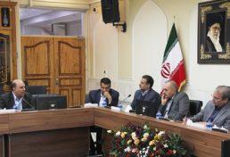 گزارش نشست دیدار اعضای هیات مدیره سازمان نظام مهندسی ساختمان استان