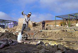 نظارت ششصد ناظر سازمان نظاممهندسی بر ساختوسازهای مناطق زلزلهزده