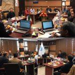 انتخاب اعضای هیات رئیسه سازمان نظام مهندسی ساختمان استان مرکزی