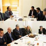 تشکیل نشست کمیته بررسی شناسنامه فنی و ملکی شورای مرکزی