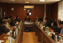 دیدار شهردار و دبیر شورای اسلامی شهر شهرداری کرج با هیات مدیره جدید سازمان