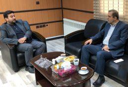 نخستین میهمان هیئت رئیسه جدید سازمان نظام مهندسی ساختمان استان