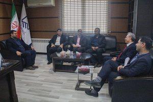 دیدار مدیرکل بیمه ایران استان مازندران با هیأت رئیسه سازمان نظام مهندسی