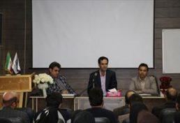 دیدار رییس جدید سازمان نظام مهندسی ساختمان استان کرمان با کارمندان سازمان