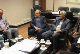 دیدار مدیرعامل شرکت مخابرات استان اصفهان با رییس سازمان نظام مهندسی