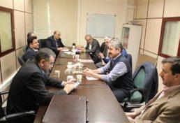 تشکیل نشست کمیسیون فنی و اجرایی و کنترلی شورای مرکزی