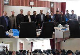 برگزاری جلسه مدیران روابط عمومی دستگاههای مرتبط با ساخت و ساز در استان اردبیل