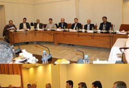 جلسه گروه تخصصی ترافیک در مشهد