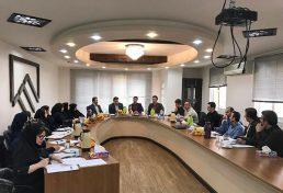 برگزاری آئین بزرگداشت روز حسابدار در دفتر نمایندگی آمل