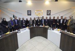 برگزاری چهارمین نشست هیأت مدیره سازمان نظام مهندسی ساختمان استان مازندران