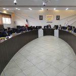برگزاری پنجمین نشست هیأت مدیره سازمان نظام مهندسی ساختمان استان مازندران