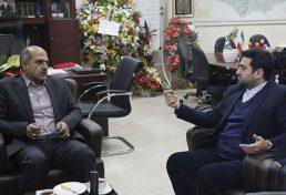دیدار اعضای هیأت رئیسه سازمان نظام مهندسی مازندران با مدیر کل راه و شهرسازی استان
