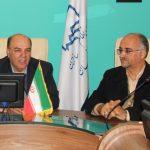 دیدار علوی با رئیس سازمان نظام مهندسی ساختمان استان اصفهان