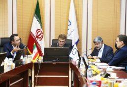تشکیل نشست هیئت مدیره سازمان نظام مهندسی ساختمان استان یزد