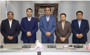 هیات رئیسه دوره هشتم نظام مهندسی ساختمان تهران