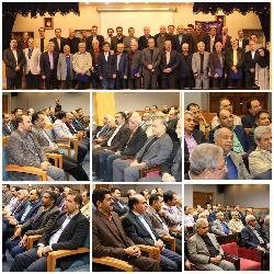 برگزاری آیین تقدير از مشاوران و پيشكسوتان سازمان نظام مهندسی ساختمان استان