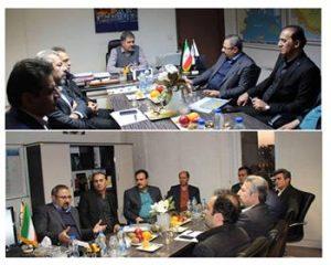 برگزاری جلسه هیئت امنای صندوق مشترک با حضور رئیس سازمان نظام مهندسی کشور