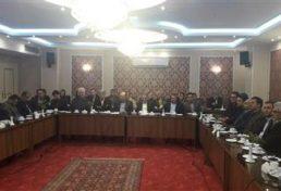 سفر ریاست شورای مرکزی به اصفهان برای شرکت در گردهمایی