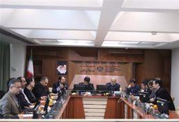 برگزاری نشست کمیسیون آموزش پژوهش آزمون و انتشارات شورای مرکزی