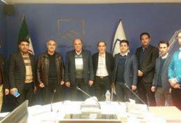 برگزاری نشست کمیسیون نظام فنی و اجرایی و کنترلی شورای مرکزی