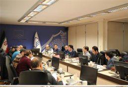 برگزاری نشست کمیسیون حقوقی لوایح و شیوه نامه ها و کارشناسی ماده بیست و هفتم