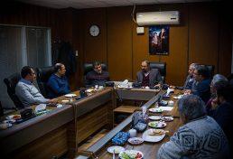 دیدار کولیوند با ریاست و اعضای هیات مدیره سازمان نظام مهندسی ساختمان استان