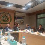 جلسه تخصصی در زمینه توسعه گلخانه های کشور