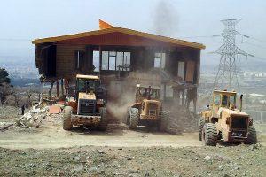خانههای ناامن در مازندران