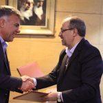 امضای تفاهم نامه همکاری مشترک بین ایمپاسکو و سازمان نظام مهندسی معدن