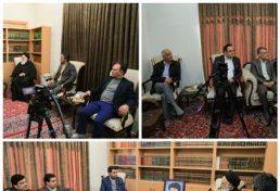 دعوت از سازمان نظام مهندسی ساختمان استان قم برای دادن طرح جامع بهسازی و توسعه مسجد