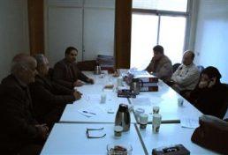 بررسی ویرایش نهایی پروپوزال ساختمان سبز در کمیسیون انرژی شورای مرکزی
