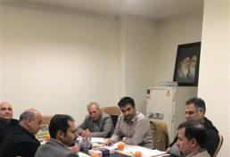 ادامه جلسات کارگروههای تخصصی شورای مرکزی در دفتر تدوین مقررات ملی ساختمان