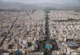 دوازده درصد مساحت تهران روی گسل