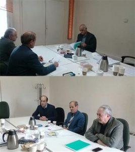 نشست گروه تخصصی مکانیک شورای مرکزی