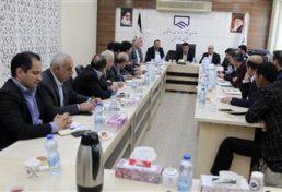 مسئولان جدید دفاتر نمایندگی سازمان نظام مهندسی ساختمان استان خوزستان