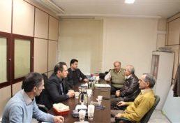تشکیل نشست کمیسیون نظام فنی و اجرایی شورای مرکزی