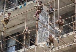 اجرای طرح آموزش و مهارت آموزی کارگران ساختمانی در استان مرکزی