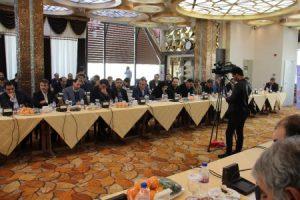 برگزاری هفتمین جلسه ادواری اعضای بسیجی هیاتهای مدیره نظام مهندسی ساختمان کشور