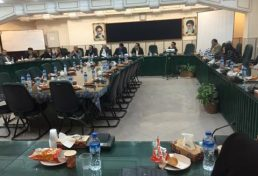 برگزاری دومین جلسه کانون تفکر سازمان نظام مهندسی ساختمان استان یزد