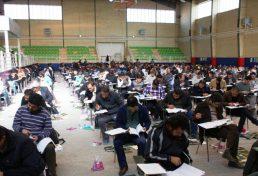 برگزاری آزمون نظام مهندسی با حضور دویست و نود و دو نفر داوطلب