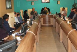 برگزاری نشست هماهنگی اعضای معمار هیاتهای اجرایی دفاتر نمایندگی