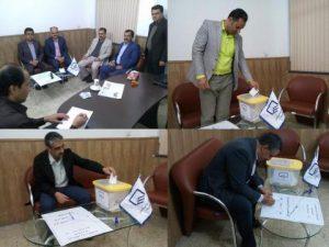 برگزاری انتخابات برای تعیین مدیر دفتر نمایندگی سازمان نظام مهندسی در شهرستان تفت