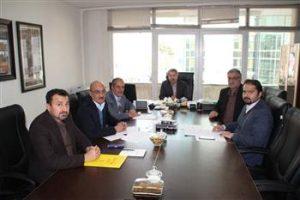 جلسه اول هیئت اجرایی انتخابات شورای مرکزی دوره هشتم
