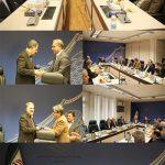 اعطای اعتبار نامه منتخبان شورای مرکزی سازمان در شورای انتظامی
