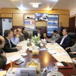 جلسه هم اندیشی برای گرداوری آیین نامه بناهای خشتی در سازمان