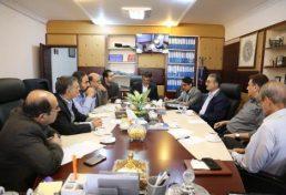 جلسه هم اندیشی برای گرداوری آیین نامه بناهای خشتی در سازمان نظام مهندسی ساختمان استان یزد