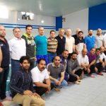 برگزاری مسابقات شنا اعضا سازمان نظام مهندسی ساختمان استان خوزستان