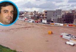 همزمانی سیل و زمین لرزه در استان کرمانشاه و تلاش مضاعف برای مقابله با آسیبها