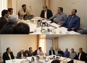 برگزاری جلسه گروه تخصصی عمران شورای مرکزی